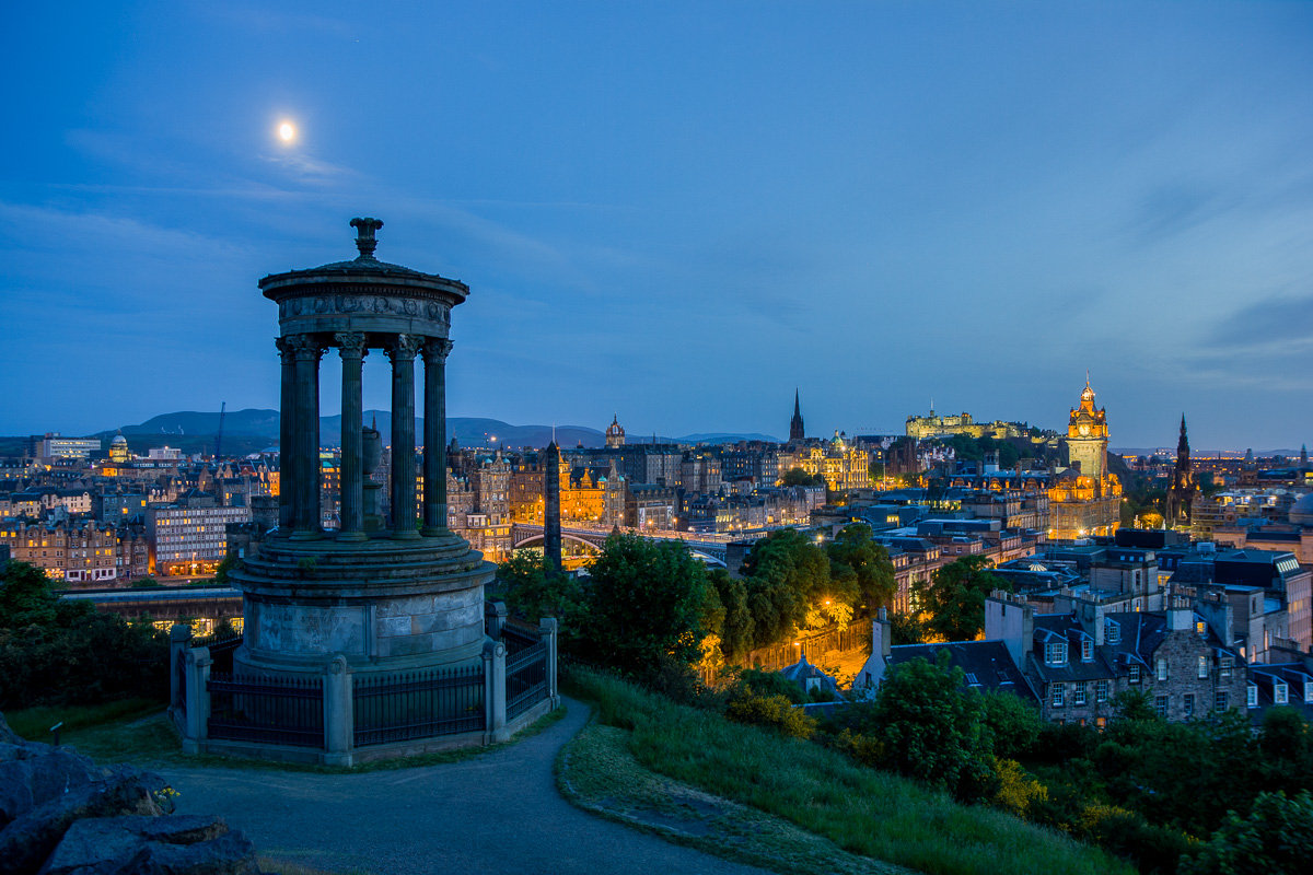 Edinburgh by Night II