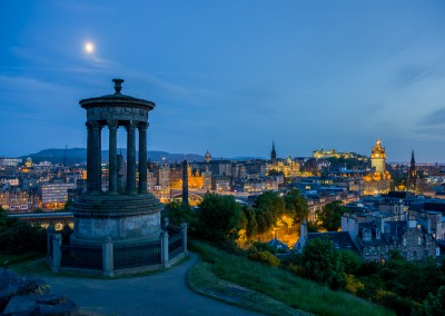 Edinburgh by Night I