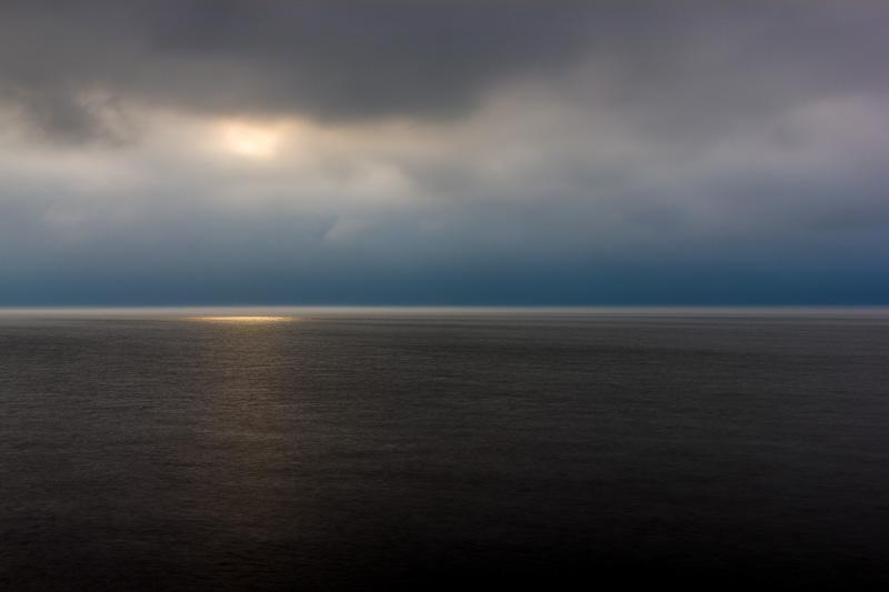 Bakom molnen finns en sol